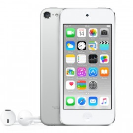 iPod Touch 128 GB Argento