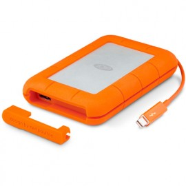 2TB Rugged Thunderbolt & USB3 W Integrated Cable