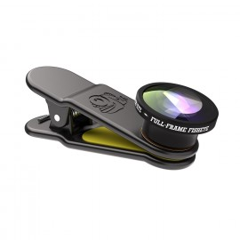 Black Eye Full Frame Fisheye - Clip con Lente Angolare 180°