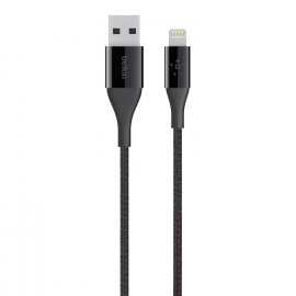 Cavo da Lightning a USB Duratek - Nero
