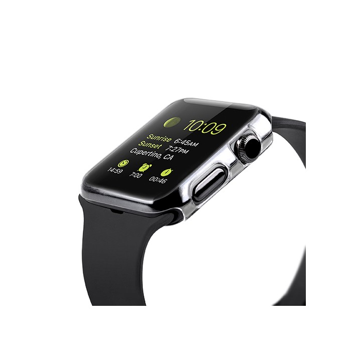 Melkco Air Pc cover for Apple Watch 42mm Series 2 transparent