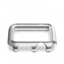 Melkco Aluminium Bumper for Apple Watch 42mm Metallic Silver