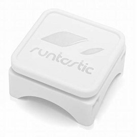 Mounting Bracket per Runtastic bike case Bianco