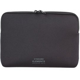 "Tucano Second Skin Element neoprene per MacBook 12"" - Nero"