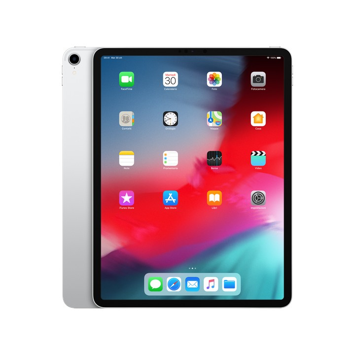 "IPAD PRO 12.9"" WI-FI + CELLULAR 64GB ARGENTO (2018)"