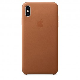 CUSTODIA APPLE IN PELLE PER IPHONE XS MAX - CUOIO