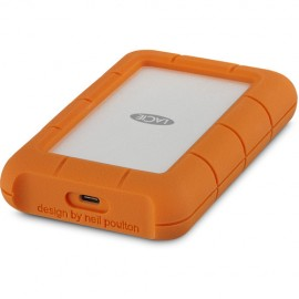 4TB RUGGED USB 3.1 TYPE C [EX STFR4000400]