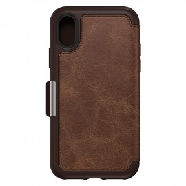 OTTERBOX STRADA - CUSTODIA PER IPHONE XS MAX - PELLE MARRONE