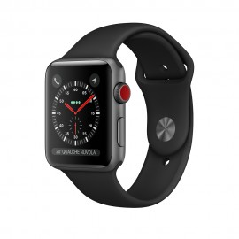 Apple Watch Series 3 38 mm | GPS + Cellular
