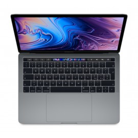 """MACBOOK PRO 13"""" TOUCH BAR/QUAD-CORE i5 2.4GHZ/256GB/SPACE GREY"""