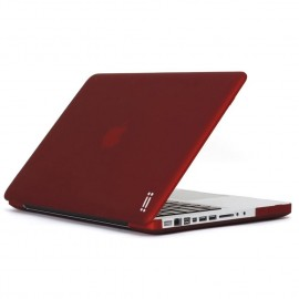 Aiino - Custodia MacBook Pro 13 Matte - Red