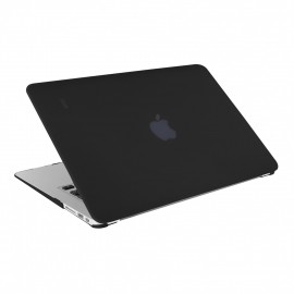 "RUBBER CLIP PER MACBOOK AIR 13"" BLACK - CUSTODIA IN POLICARBONATO A CLIP"
